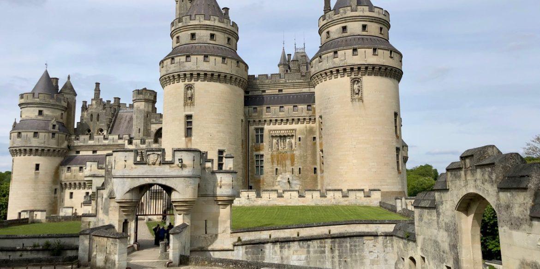 Château de Pierrefonds, quelques histoires que j'ai envie de vous raconter…