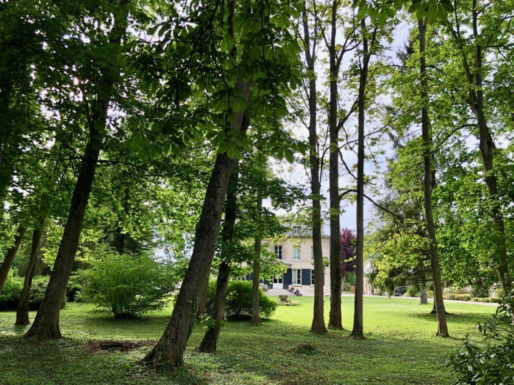 Le Baptistère Attichy parc maison
