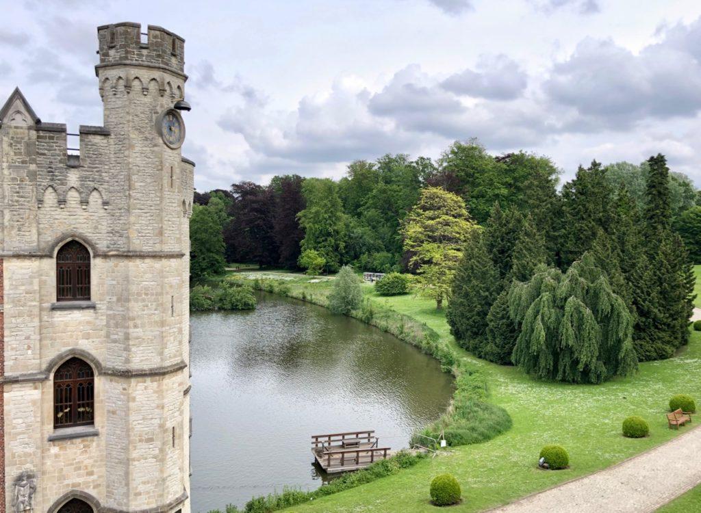 Jardin-botanique-Meise-chateau-Bouchout