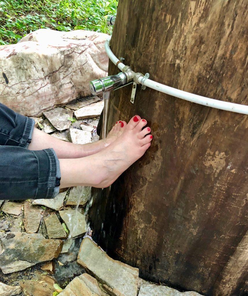 Jardin-botanique-Meise-parcours-surprenez-vos-pieds-lavage-pieds