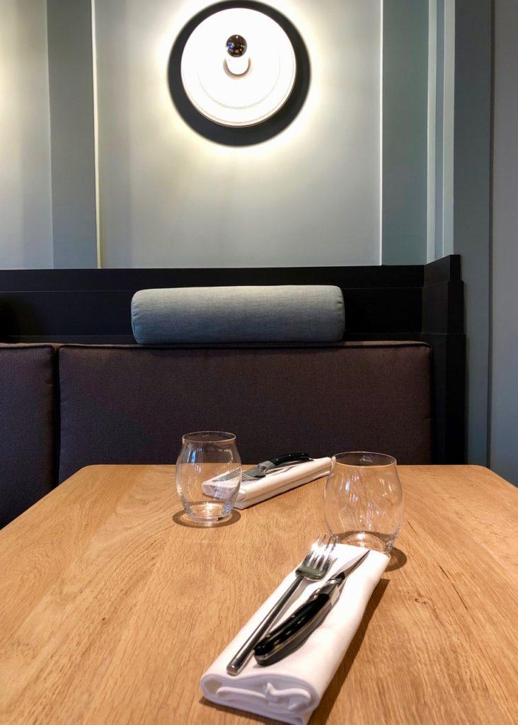 La Griotte Lille table chêne