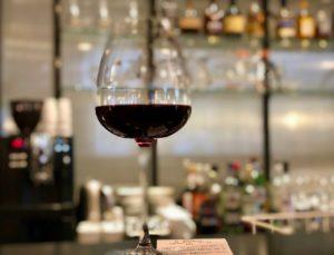 La Griotte Lille verre vin rouge