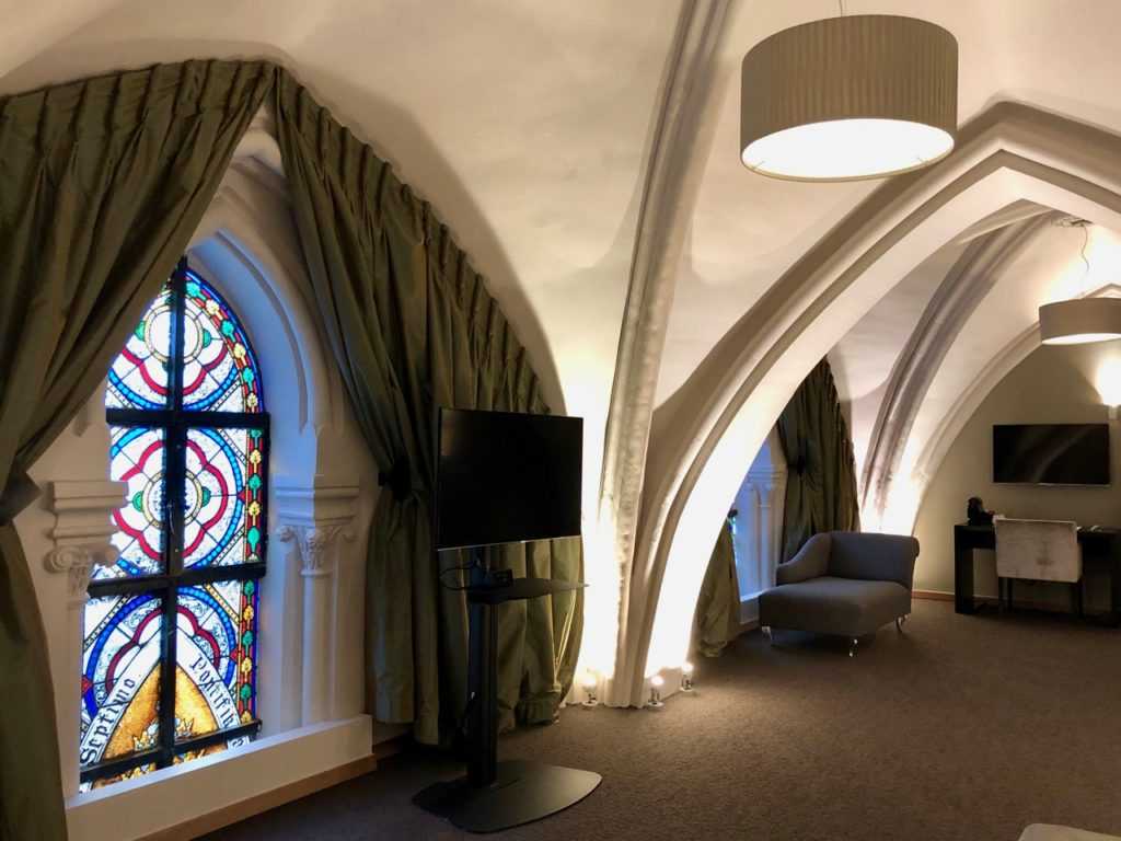 Malines hotel martins Patershof chambre trois