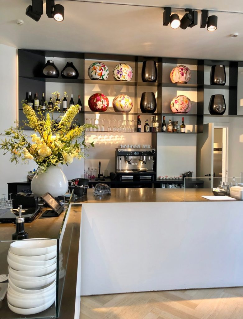 Malines restaurant boutique Stassart comptoir