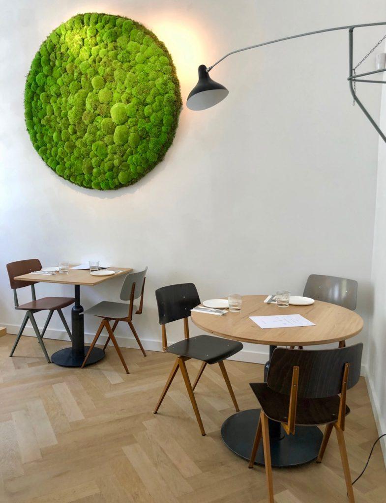 Malines restaurant boutique Stassart salle