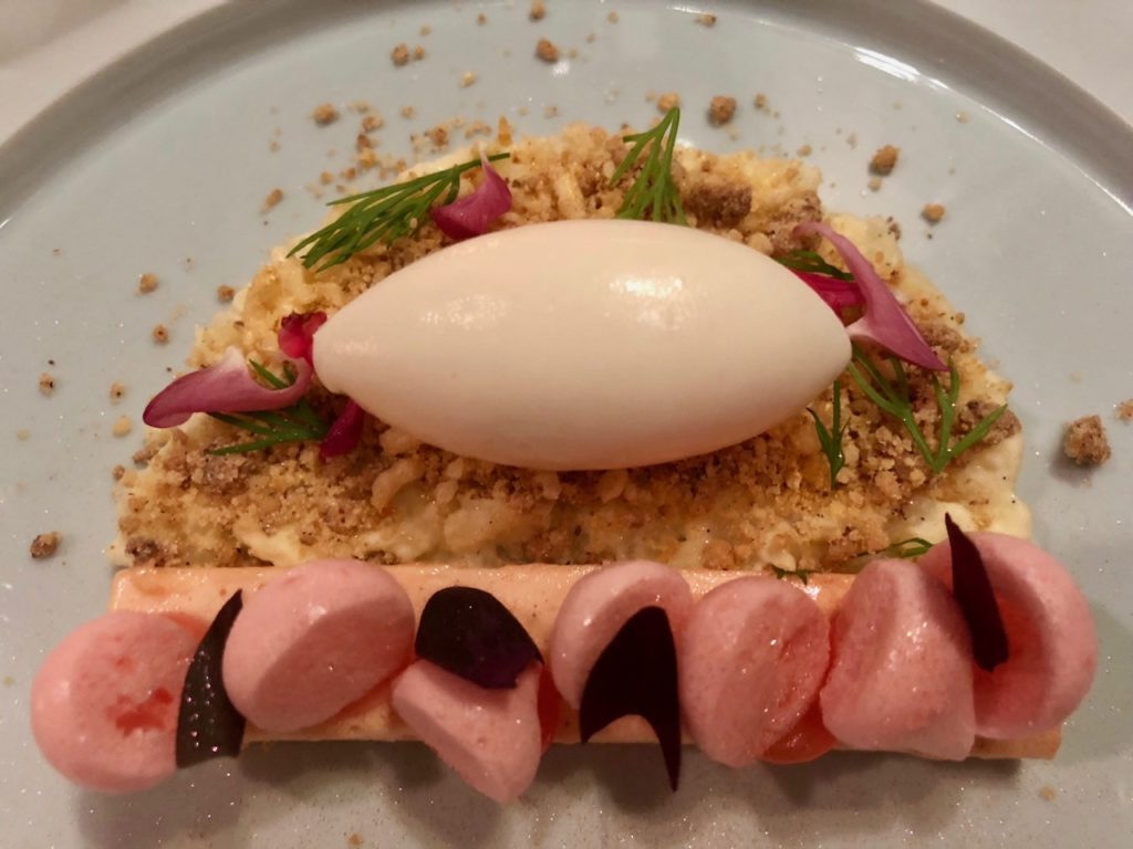 Resto Sans Cravate Bruges dessert