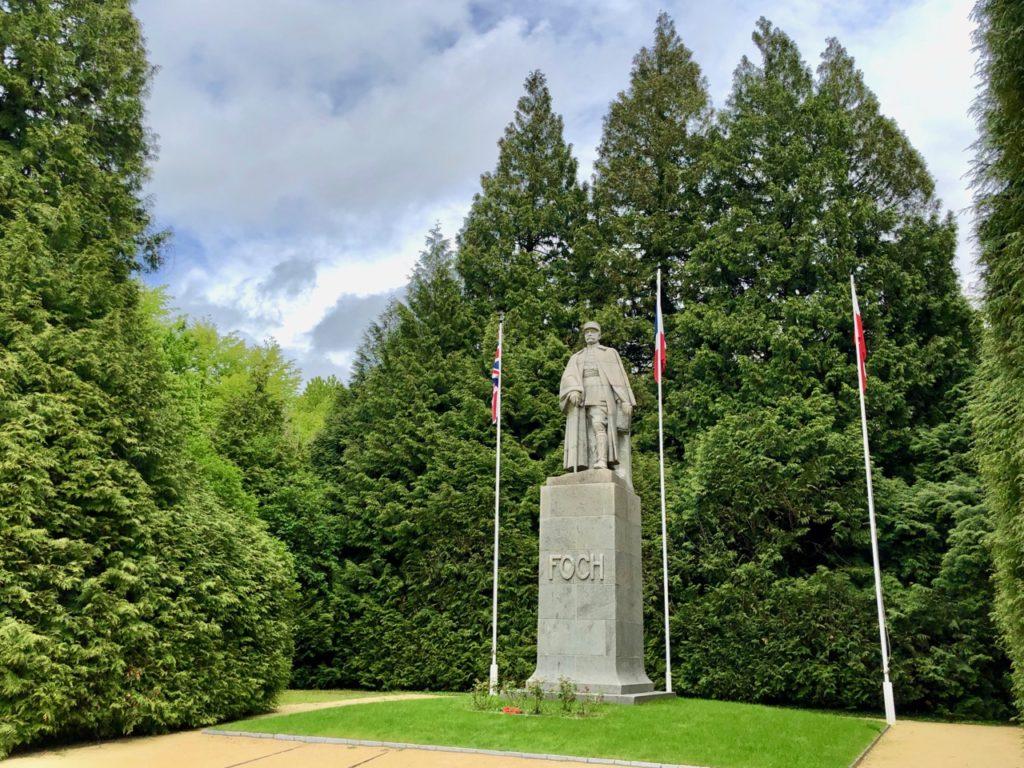 musee-memorial-armistice-statue-foch