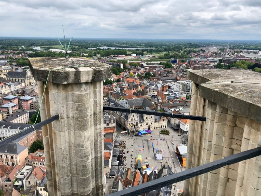 A-voir-a-Malines-tour-Rombaut-panorama-ville