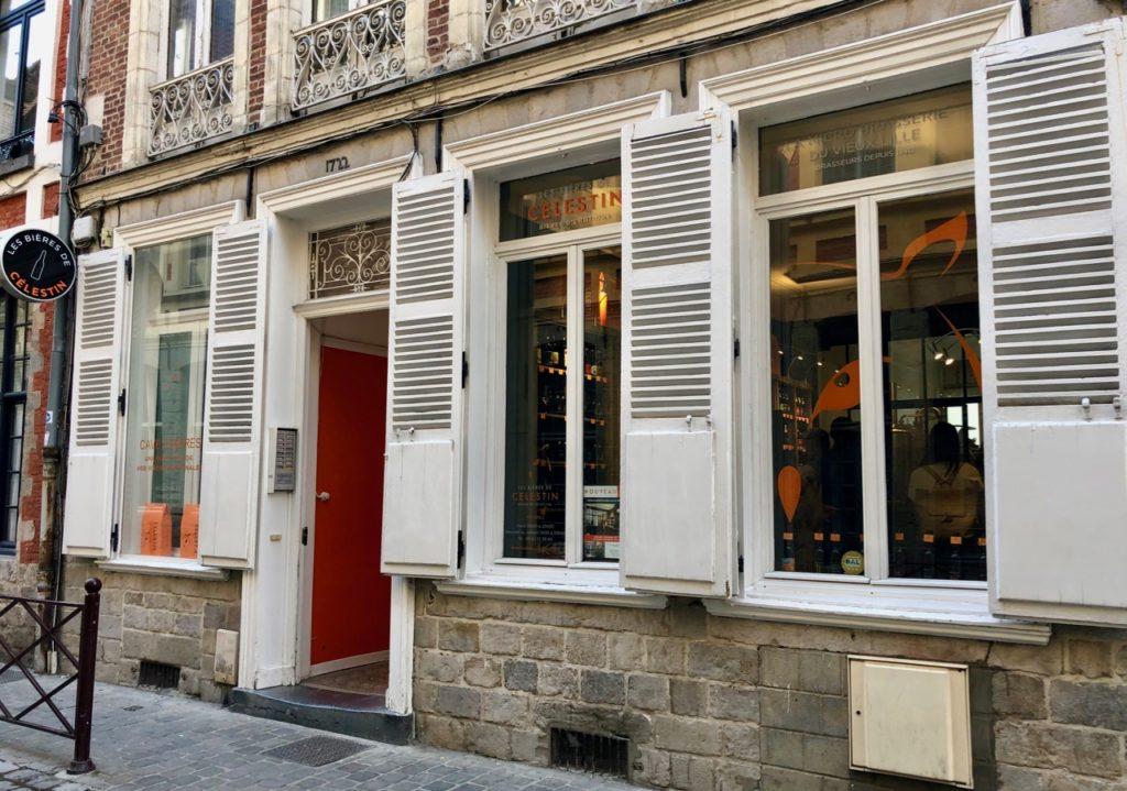 Balade-gourmande-lille-micro-brasserie-celestin-exterieur