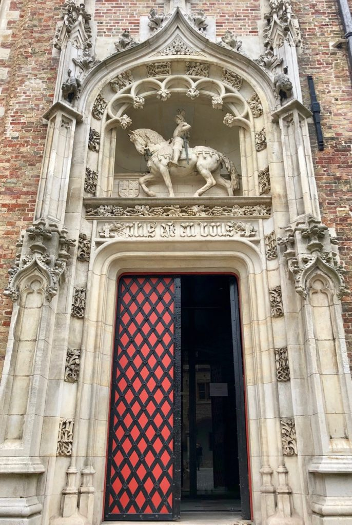 Bruges-musee-Gruuthus-porte-entree