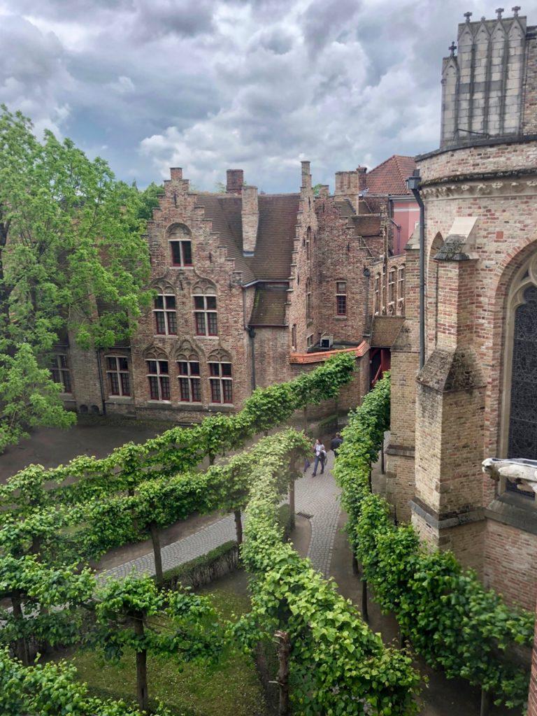 Bruges-musee-Gruuthus-vue-de-laterrasse