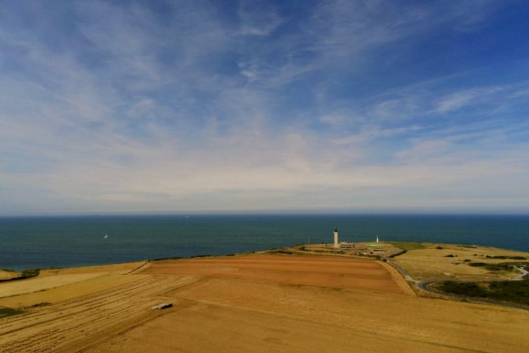 Cap Gris-Nez photo drone deux