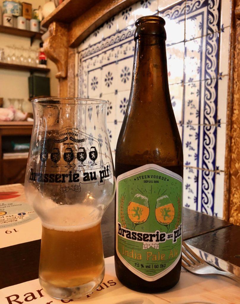Trois-estaminets-Het-Kerk-Hoek-Terdeghem-biere