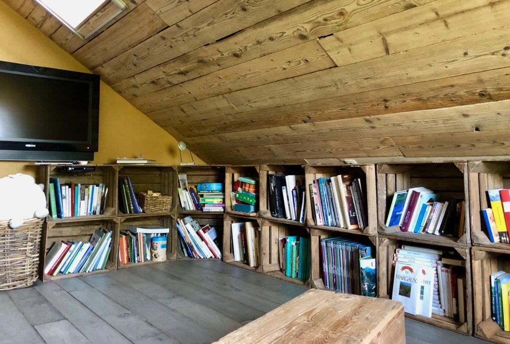 Ardennes-belges-La-Couette-de-l-ours-bibliotheque