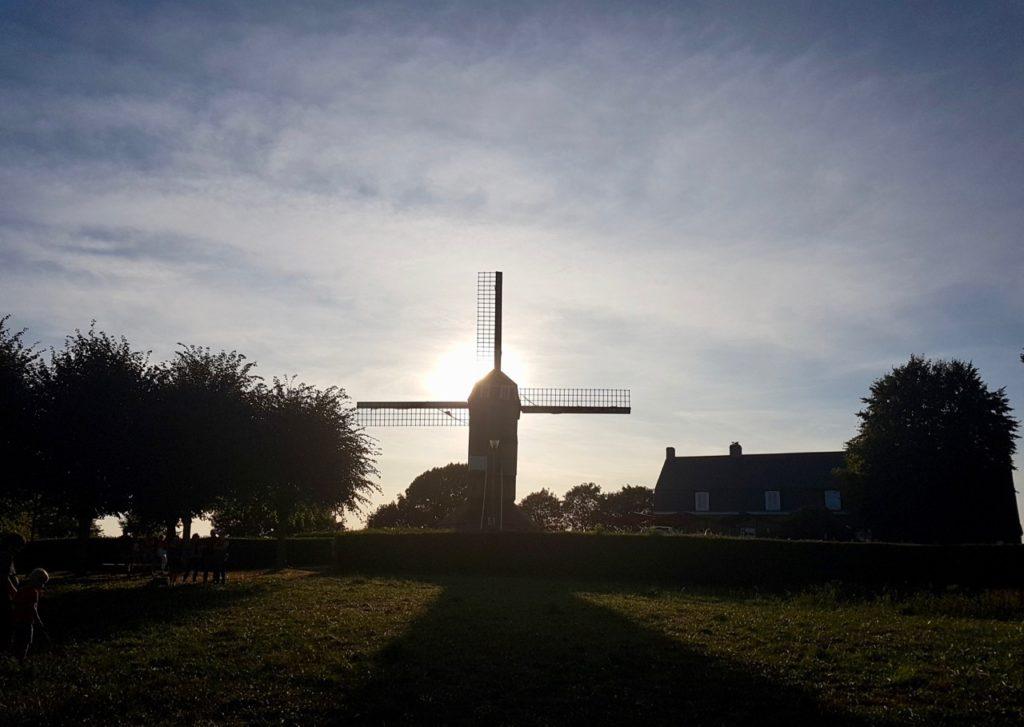 Boeschepe-moulin-crepuscule