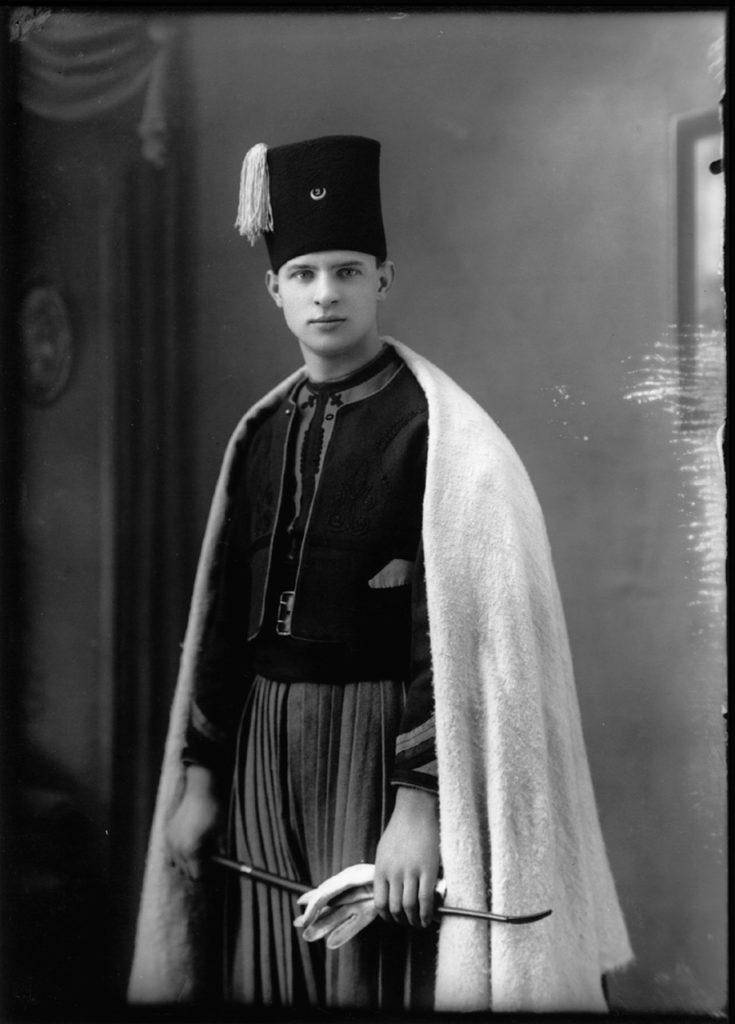 Kasimir Zgorecki autoportrait