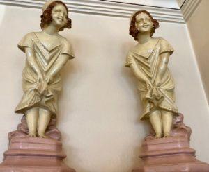 Calais-L-Histoire-Ancienne-statuettes