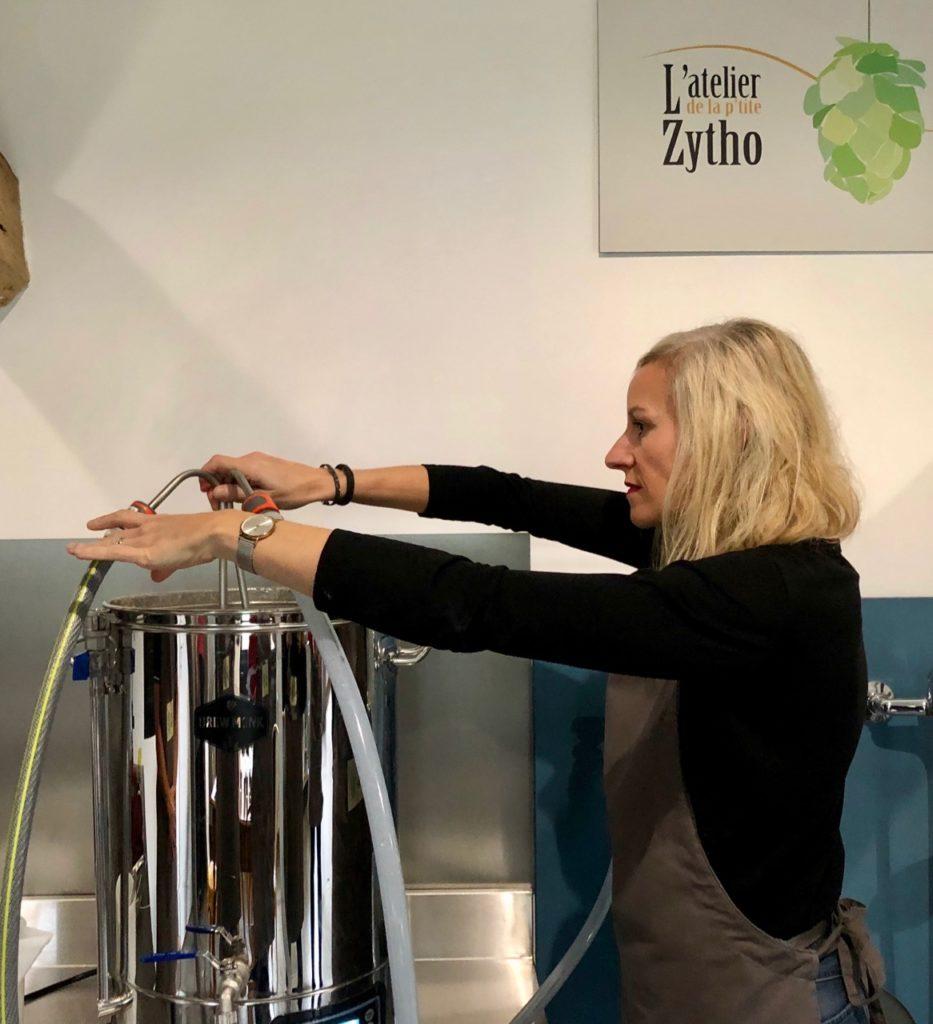 Godewaersvelde-Atelier-Ptite-Zytho-introduction-serpent-refroidissement