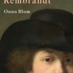 Cover book Young Rembrandt by Onno Blom