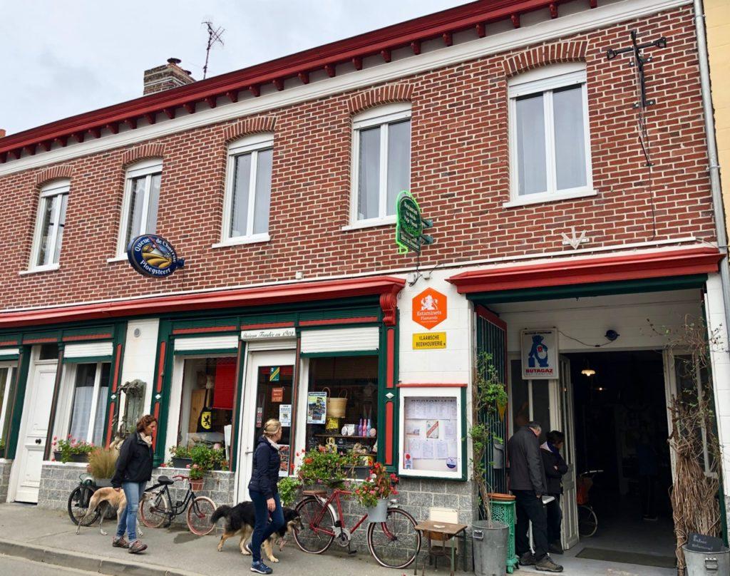 Flandre-Godewaersvelde-au-roi-du-potje-facade