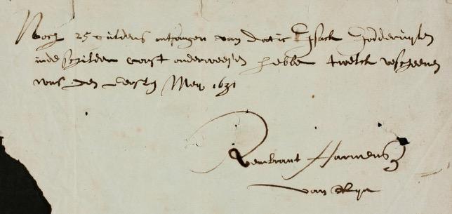 Leiden-signature-de-Rembrandt