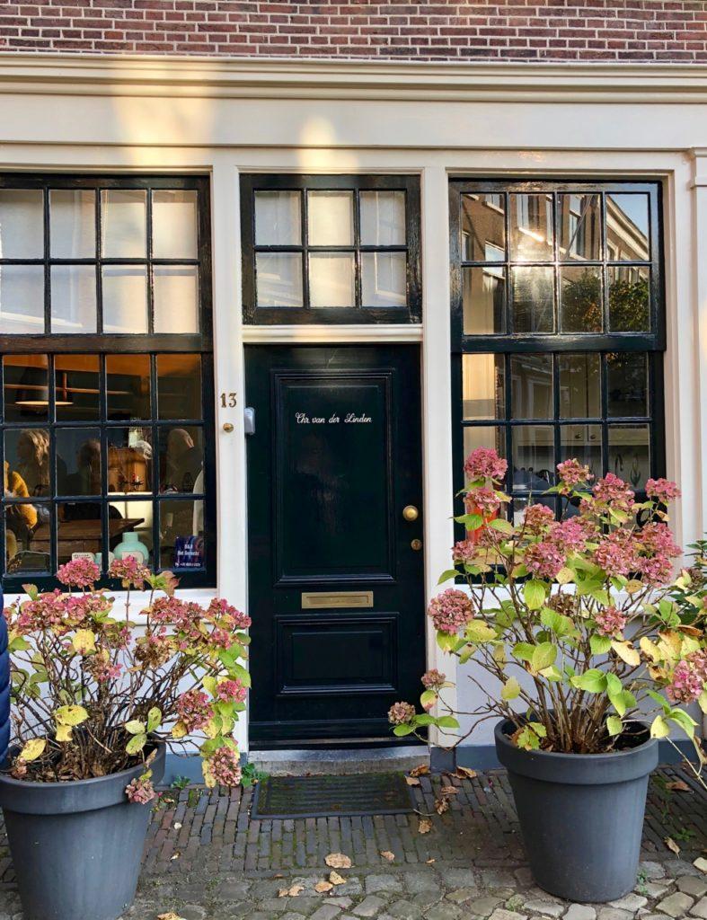 Leyde-facade-B-and-B-Het-Gerecht