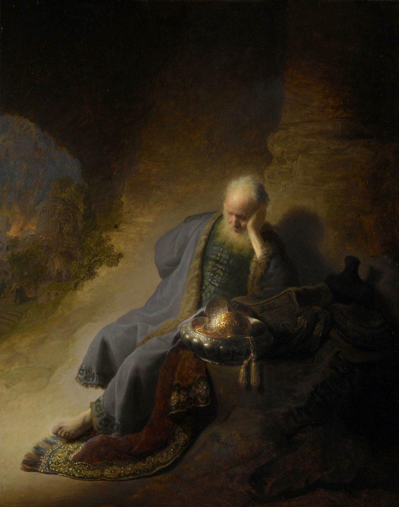 Museum-de-Lakenhal-Rembrandt-The-Prophet-Jeremiah-Rijksmuseum-Amsterdam