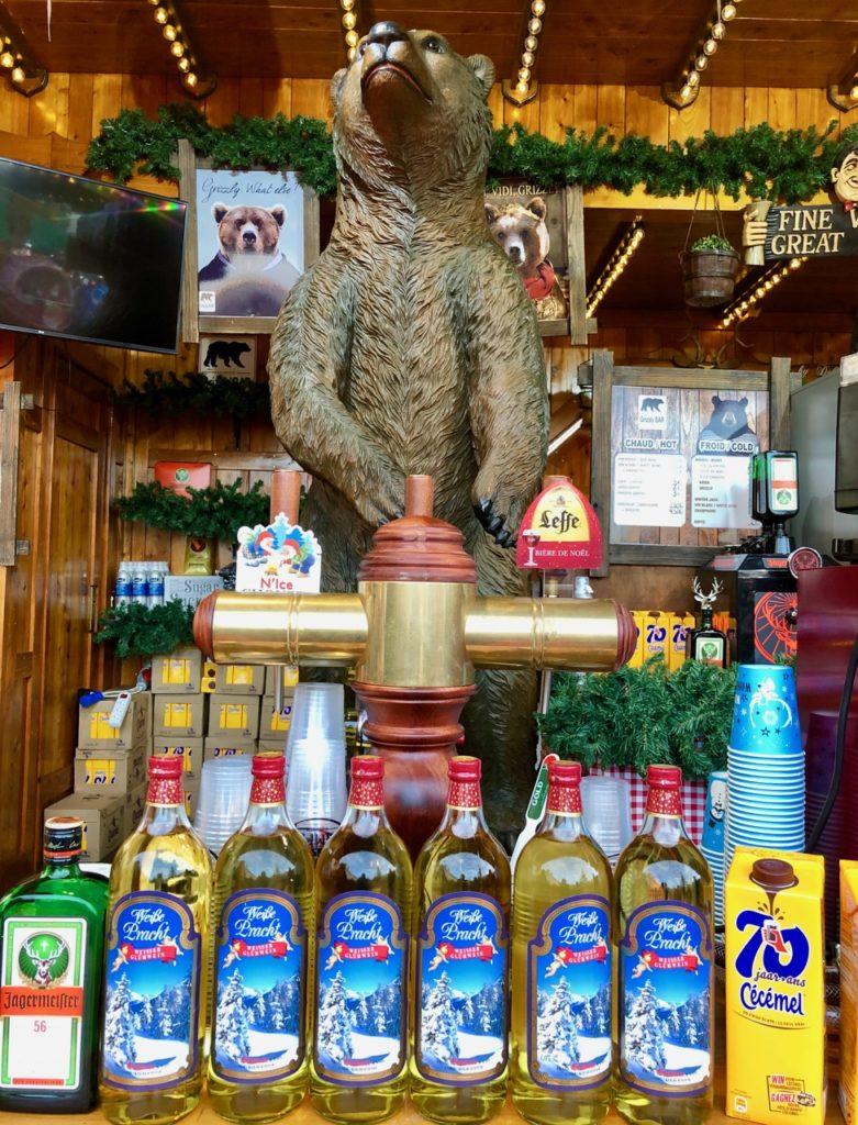 Arras-marche-de-Noel-bar-avec-ours