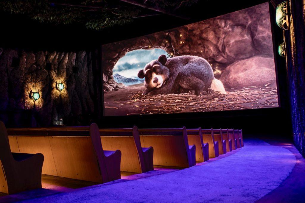 Efteling - Salle de cinema Fabula