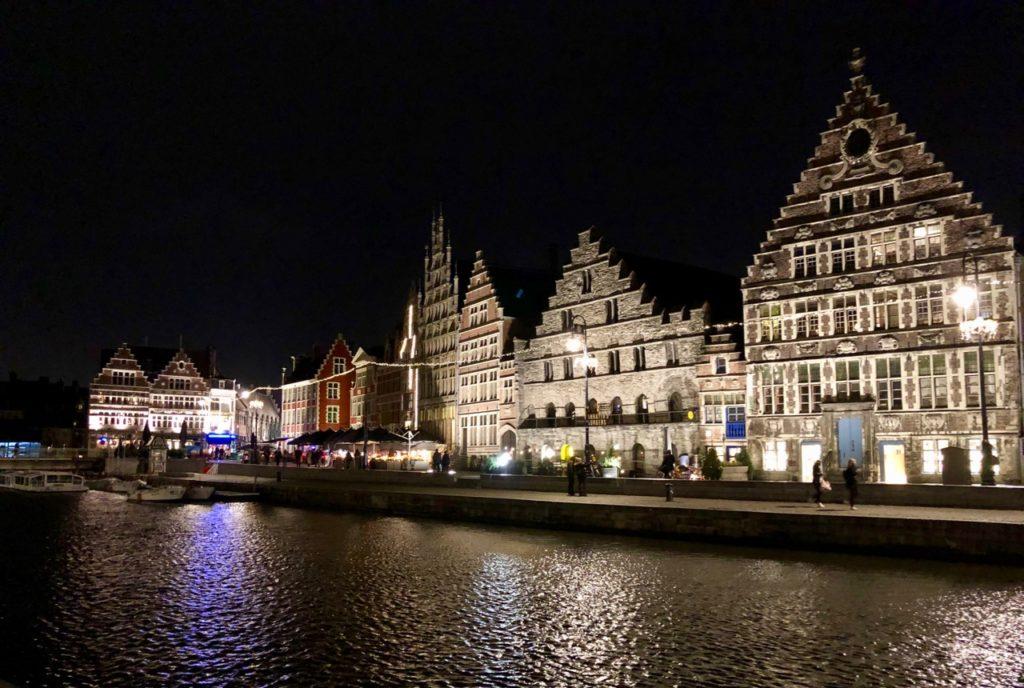 Gand-Vieux-port-nuit