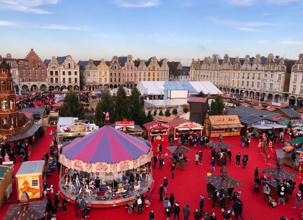 Marche-de-Noel-Arras