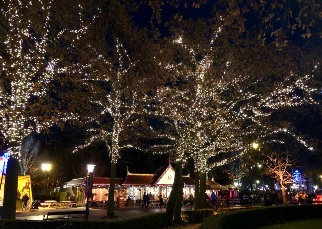 Parc-Efteling-arbres-illumines