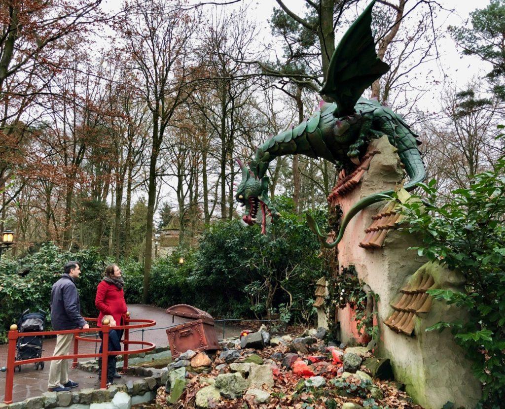 Parc-Efteling-dragon-bois-des-contes