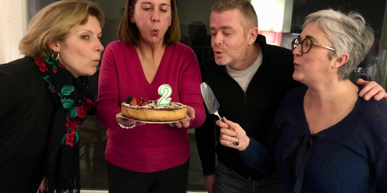 Deux ans et déjà toutes ses dents : happy birthday bébé blog !