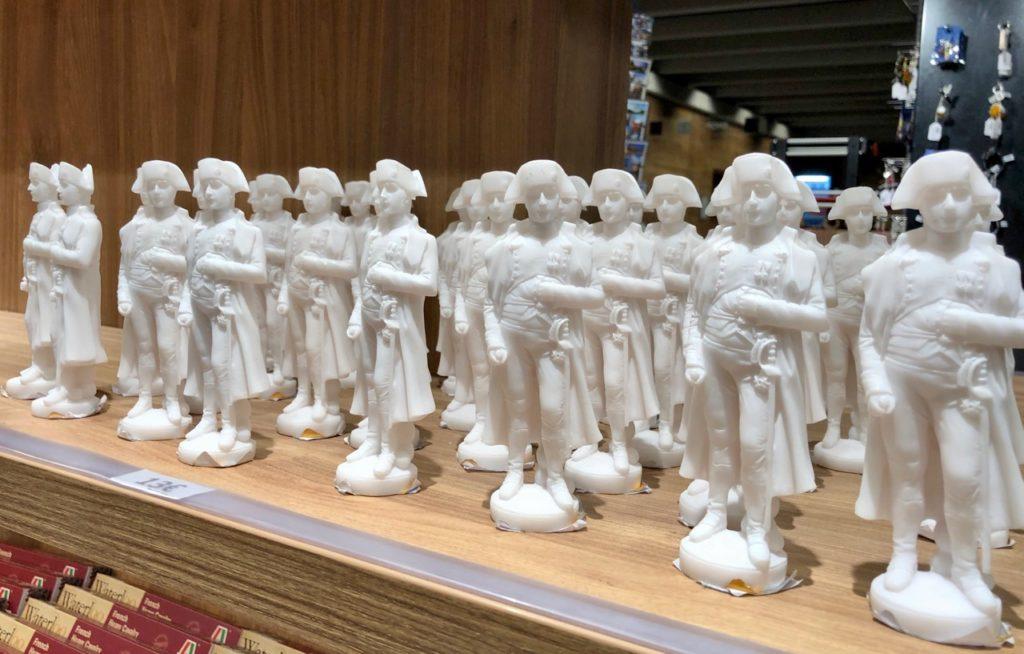 Memorial-Napoleon-Waterloo-statuettes-boutique