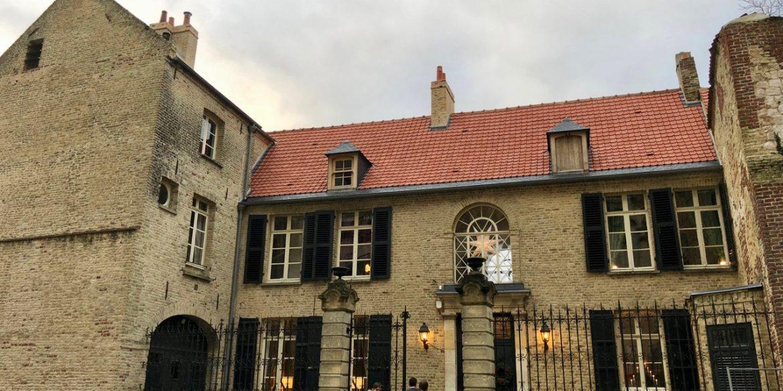 À Saint-Omer, le Palais de la cathédrale vous accueille !