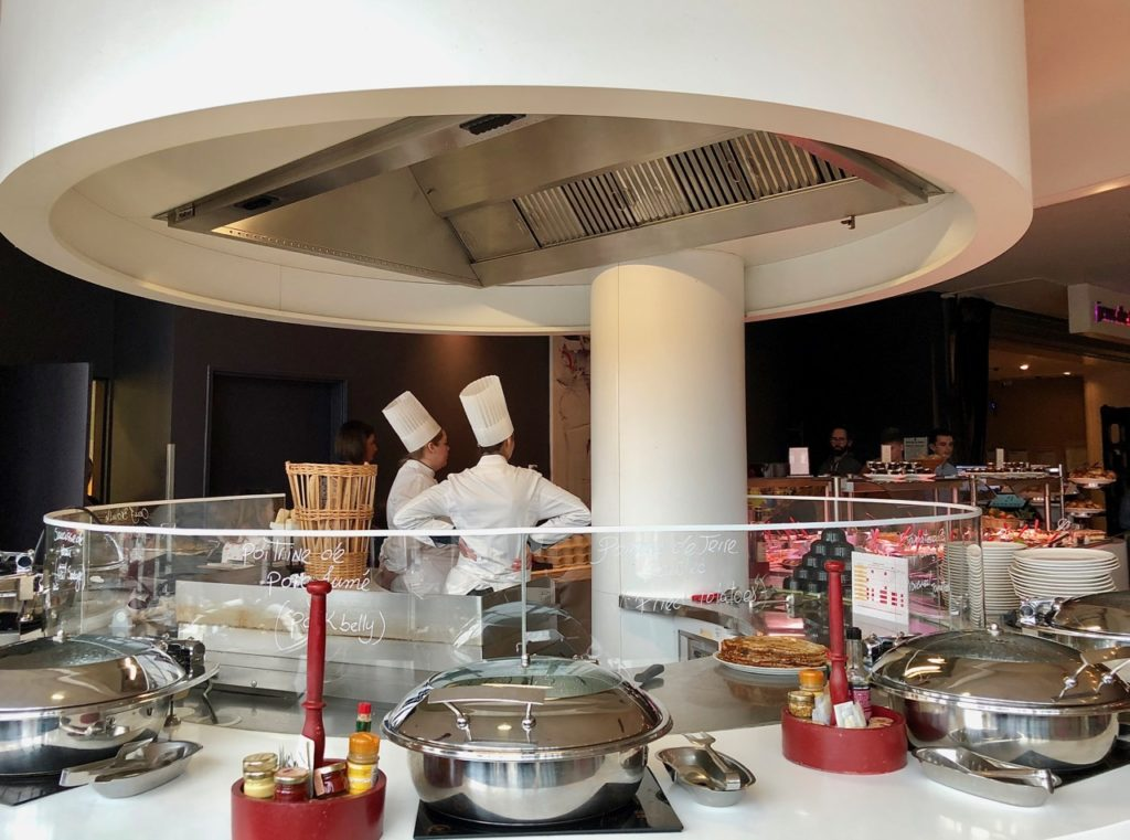 Lille-brunch-casino-barriere-la-terrasse-du-parc-buffet-chaud