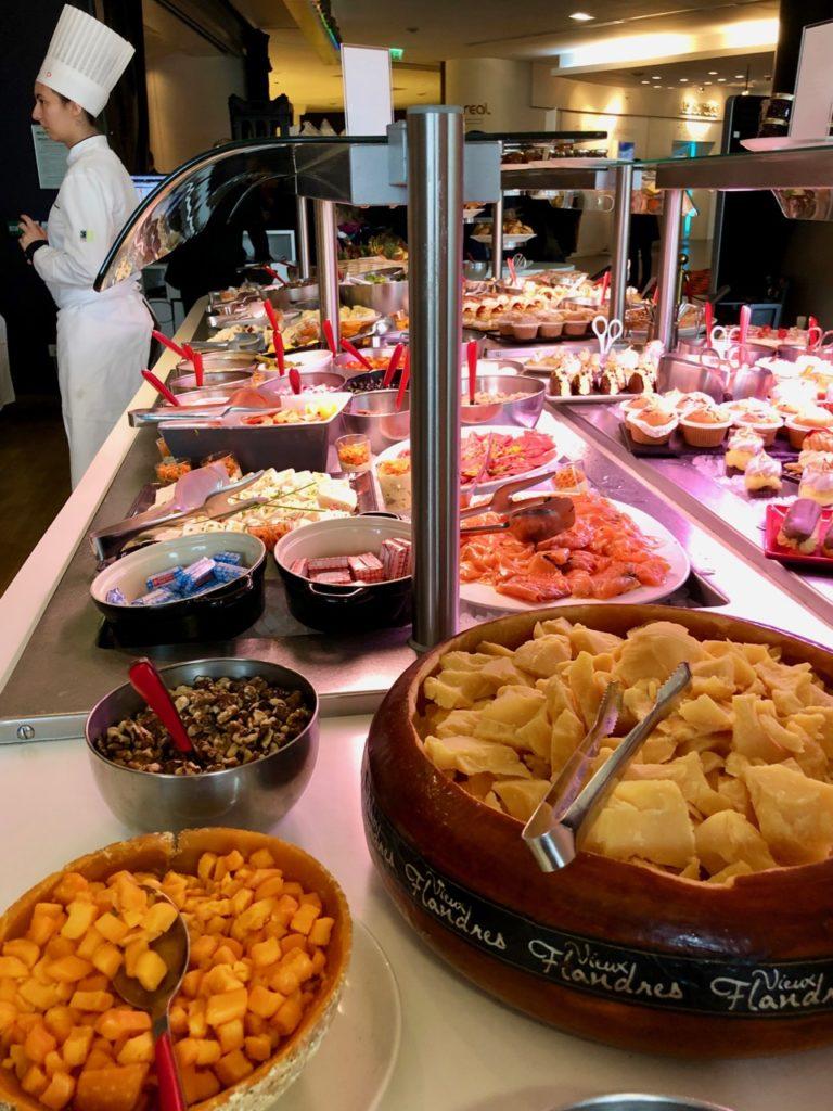Lille-brunch-casino-barriere-la-terrasse-du-parc-buffet-froid