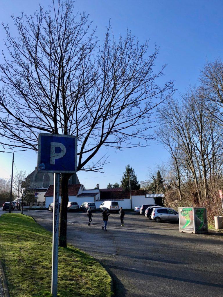 Terrils-jumeaux-Loos-en-Gohelle-parking