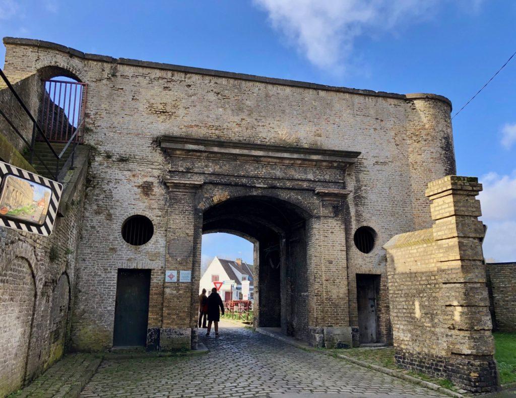 Bergues-porte-fortifiee