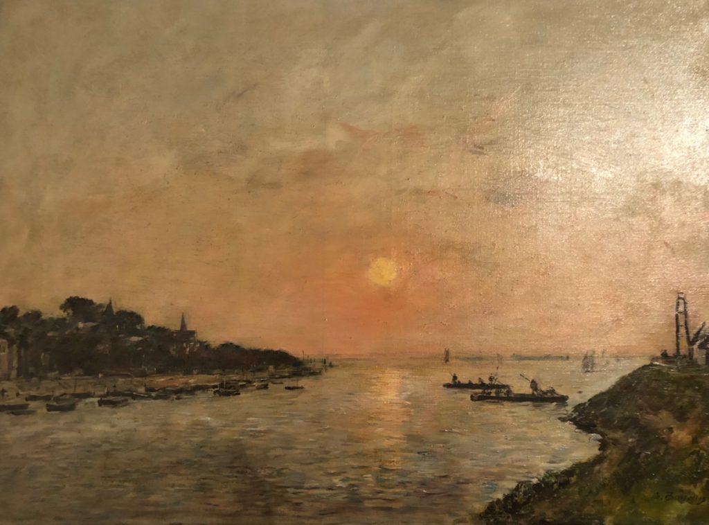 Boulogne-sur-Mer-a-l-abri-chateau-musee-Boudin-coucher-de-soleil-saint-valery
