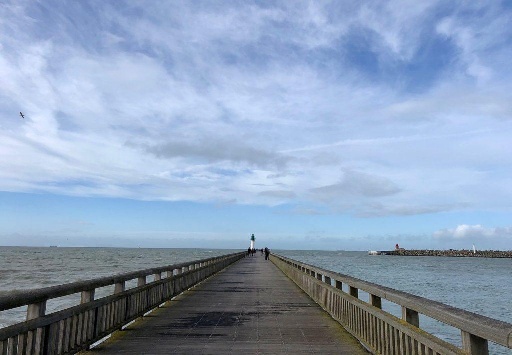 Calais-front-de-mer
