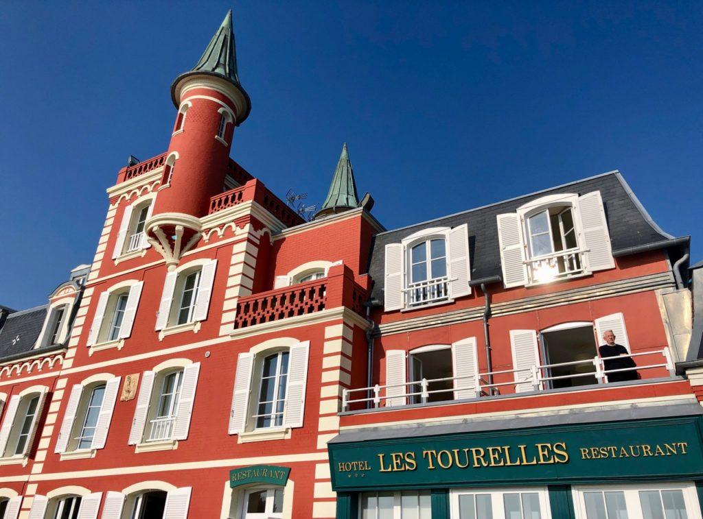 Le-Crotoy-hotel-les-tourelles