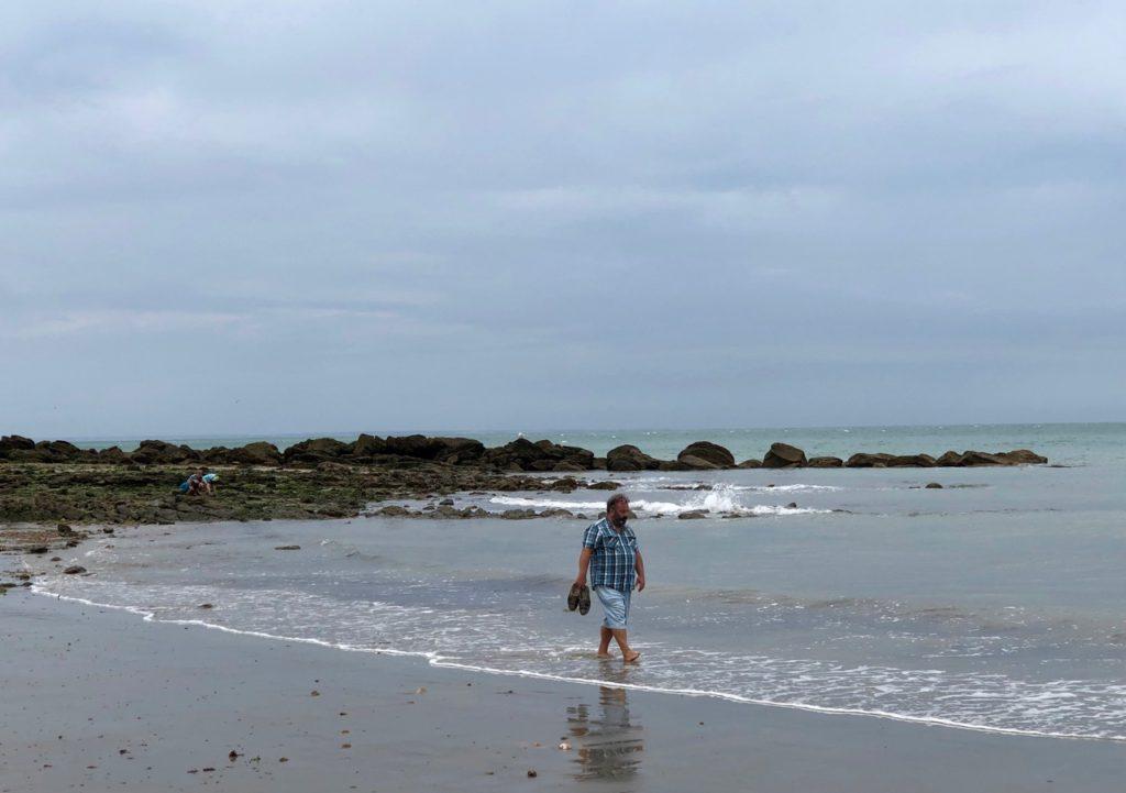 Pas-de-Calais-nos-plages-Audinghen-mer