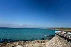 Plages-Pas-de-Calais-Audresselles-point-de-vue-sur-mer
