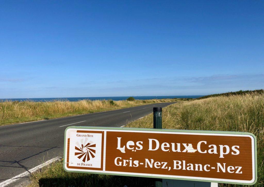 Plages-Pas-de-Calais-panneau-Les-Deux-Caps