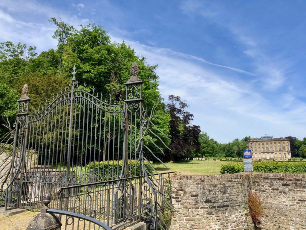 Conde-sur-l-Escaut-balade-chateau-Hermitage