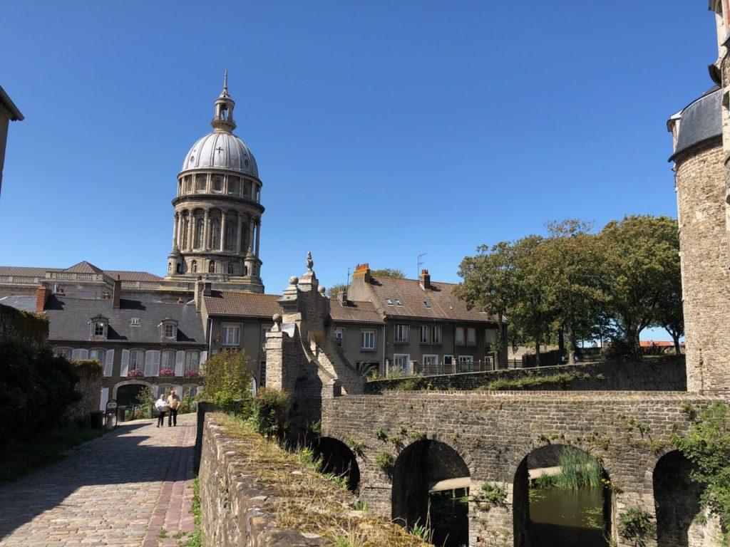 Boulogne-sur-Mer, entre crypte et chateau-musee