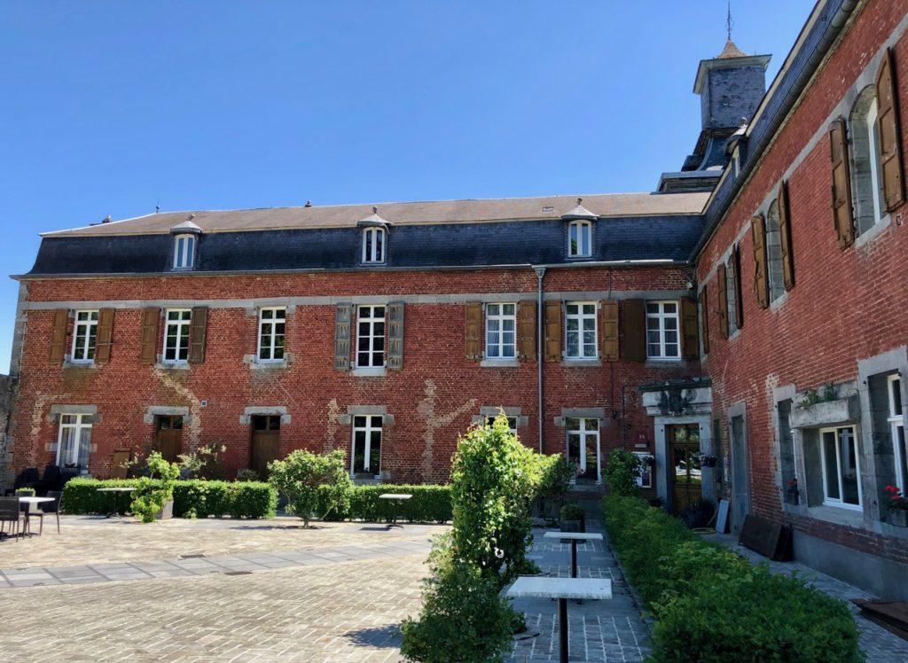 Liessies-chateau-de-la-Motte