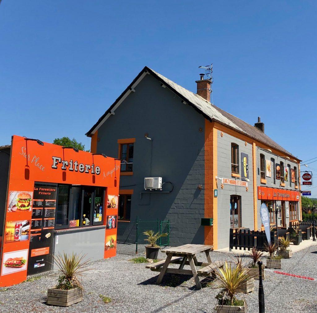 Liessies-friterie-la-Forestiere